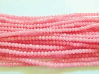 Watermelon pink crystals #HU-1424