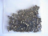 Crimp beads antique brass color .3oz #CB4