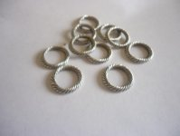 Jump ring Solid Jump ring (Bag of 10) #JR12mm