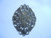 Filigree (Bag of 5) #MISC8