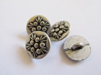 Flower button (pack of 4) DL001