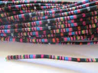 Serape Cording 6mm - Pink (1 FT)