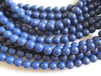 Blue - Navy blue rounds #1531