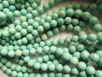 Turquoise rounds 12mm #1745